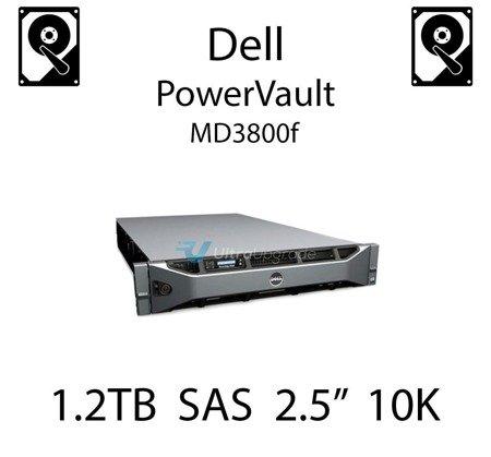 """1.2TB 2.5"""" dedykowany dysk serwerowy SAS do serwera Dell PowerVault MD3800f, HDD Enterprise 10k - 34XWC"""
